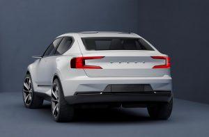 New Volvo XC40