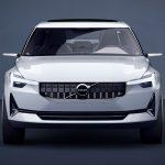 Volvo 40 оптимально настроена на спортивное, сбалансированное обращение, с высоким уровнем комфорта